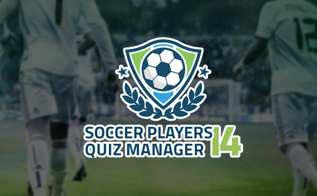 Soccer Players 14 Quiz Manager